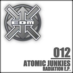 Atomic Junkies – Radiation E.P.