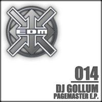 DJ Gollum - Pagemaster E.P.