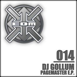 DJ Gollum – Pagemaster E.P.