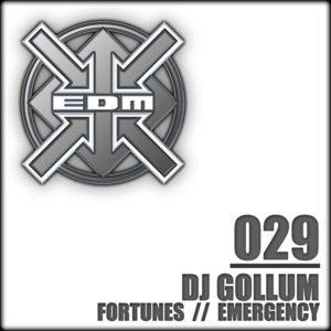 DJ Gollum – Fortunes / Emergency