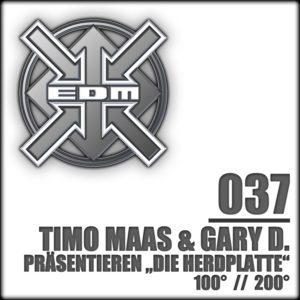"""Timo Maas & Gary D. präsentieren """"Die Herdplatte"""" – 100° / 200°"""